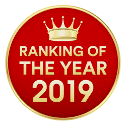 RANKING OF THE YEAR 2019